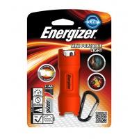 Latarka ENERGIZER Mini Portable + 1szt. baterii AA, mix kolorów, Latarki, Urządzenia i maszyny biurowe