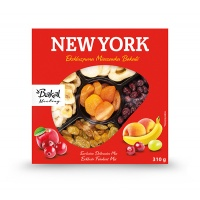 A mix of dried fruits, BAKAL Meeting New York, 310g