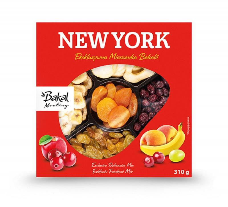 Mieszanka bakalii BAKAL Meeting New York, 310g, Przekąski, Artykuły spożywcze