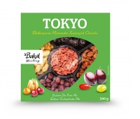 A mix of dried fruits, BAKAL Meeting Tokyo, 340g
