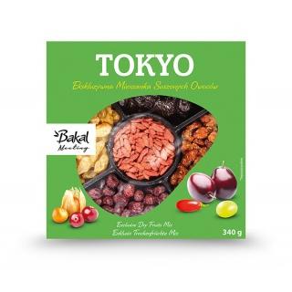 Mieszanka suszonych owoców BAKAL Meeting Tokyo, 340g, Przekąski, Artykuły spożywcze