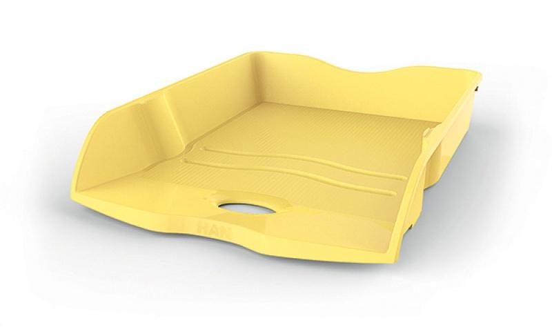 Szufladka na biurko HAN Loop I-Colour, A4/C4, żółta, Szufladki na biurko, Drobne akcesoria biurowe