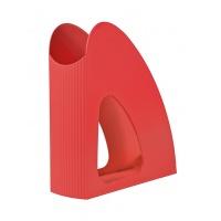 Pojemnik na czasopisma HAN Loop I-Colour, czerwony, Pojemniki na dokumenty i czasopisma, Archiwizacja dokumentów