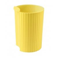 Przybornik na długopisy HAN Loop I-Colour, żółty, Przyborniki na biurko, Drobne akcesoria biurowe