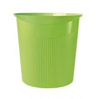 Kosz na śmieci HAN Loop I-Colour, 13l, zielony, Kosze plastik, Wyposażenie biura