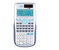Scientific calculator DONAU TECH, 417 functions, dim. 164x84x20 mm, black