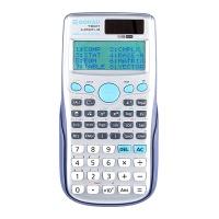 Kalkulator naukowy DONAU TECH, 417 funkcji, wym. 164x84x20 mm, czarny, Kalkulatory, Urządzenia i maszyny biurowe