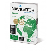 Papier ksero NAVIGATOR UNIVERSAL FSC, A3, klasa A, 80 gsm, 500 ark, Papier do kopiarek, Papier i etykiety