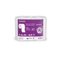 Papier toaletowy celulozowy VELVET Expert, 3-warstwowy, 270 listków, 4szt., biały, Papiery toaletowe i dozowniki, Artykuły higieniczne i dozowniki