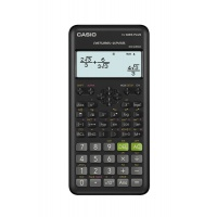 Kalkulator naukowy CASIO FX-82ESPLUS-2, 252 funkcje, 77x162mm, czarny, box, Kalkulatory, Urządzenia i maszyny biurowe