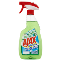 Liquid, for cleaning windows, AJAX Floral Fiesta, pump, 500ml