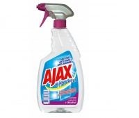 Liquid, for cleaning windows, AJAX Super Effect, pump, 500ml