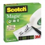 Taśma biurowa SCOTCH® Magic™ (810), matowa, 12mm, 33m