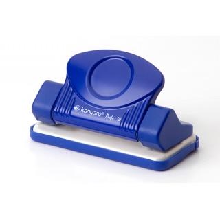 Dziurkacz KANGARO Perfo 10, dziurkuje do 10 kartek, niebieski, Dziurkacze, Drobne akcesoria biurowe