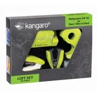 Zestaw KANGARO SS-T10M, 5w1, gift box, Zestawy, Drobne akcesoria biurowe