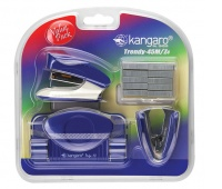 Set, KANGARO Trendy-45M/Z4, 4in1, blister, blue