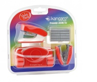Set, KANGARO Trendy-45M/Z4 4in1, blister, red