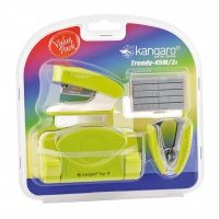 Set, KANGARO Trendy-45M/Z4 4in1, blister, green