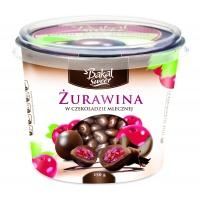 """Żurawina w czekoladzie 150 g """"Bakal Sweet, Promocje, ~ Nagrody"""