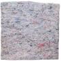 Ścierka do podłogi OFFICE PRODUCTS, bawełna 60% , gr. 210g/mkw, 60x70cm, szara