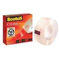 600 TAŚMA SAMOP, SCOTCH CRYSTAL, 19MMX33M, CLEAR (3M-70005241693), Promocje, ~ Nagrody