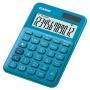 Kalkulator biurowy CASIO MS-20UC-BU-BOX, 12-cyfrowy, 105x149,5mm, box, niebieski, Kalkulatory, Urządzenia i maszyny biurowe