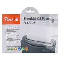 Papier olejowy PEACH, A4, 12 szt., Niszczarki, Urządzenia i maszyny biurowe