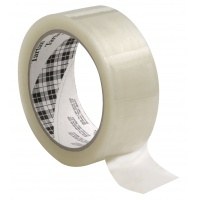 PACKAGING TAPE 3M TARTAN 369, 50MM X 66M, TRANSPARENT, Packing tapes, Envelopes and shipment accessories