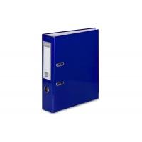 Segregator VAUPE Premium, PP, A4/75MM, Niebieski, Segregatory polipropylenowe, Archiwizacja dokumentów