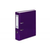 Segregator VAUPE Premium, PP, A4/75MM, Fioletowy, Segregatory polipropylenowe, Archiwizacja dokumentów