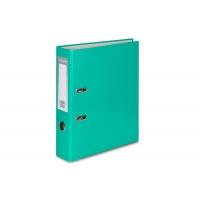 Segregator VAUPE Premium, PP, A4/75MM, Turkusowy, Segregatory polipropylenowe, Archiwizacja dokumentów