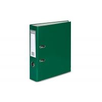 Segregator VAUPE Premium, PP, A4/75MM, Zielony, Segregatory polipropylenowe, Archiwizacja dokumentów