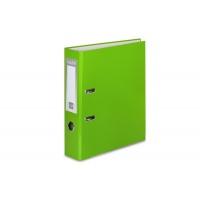 Segregator VAUPE Premium, PP, A4/75MM, Jasnozielony, Segregatory polipropylenowe, Archiwizacja dokumentów