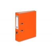 Segregator VAUPE Premium, PP, A4/75MM, Pomarańczowy, Segregatory polipropylenowe, Archiwizacja dokumentów