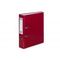 Segregator VAUPE Premium, PP, A4/75MM, Bordowy, Segregatory polipropylenowe, Archiwizacja dokumentów