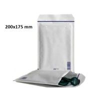 Koperta bąbelkowa CD HK biała, Koperty bąbelkowe, Koperty i akcesoria do wysyłek