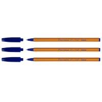 Długopis TOMA, Prymus, TO-021 niebieski, Długopisy, Artykuły do pisania i korygowania