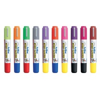 Marker do tkanin, TOMA, Artline, T-shirt, AR-002, EKT-2, 2 mm, szary,, Markery, Artykuły do pisania i korygowania