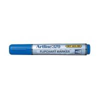 Marker do papieru TOMA, Artline, AR-370, EK-370, ściety, 2 mm, niebieski, Markery, Artykuły do pisania i korygowania