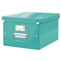 Pudełko Leitz Click & Store, A4, Pojemniki na katalogi, Archiwizacja dokumentów