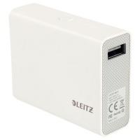 Zasilacz podróżny Leitz Complete 6000, ze złączem USB, Przedłużacze, listwy, zasilacze, UPSy, Urządzenia i maszyny biurowe