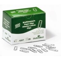 Spinacze 26 mm, cynkowane, Spinacze, Drobne akcesoria biurowe