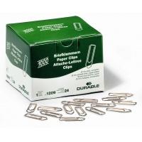 Spinacze 32 mm, miedziowane, Spinacze, Drobne akcesoria biurowe