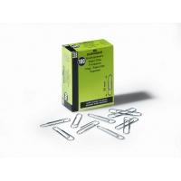 Spinacze 50 mm, cynkowane, Spinacze, Drobne akcesoria biurowe