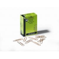 Spinacze 50 mm, miedziowane, Spinacze, Drobne akcesoria biurowe