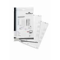 Wkłady do identyfikatorów Badgemaker 40x75 mm, Identyfikatory, Prezentacja