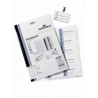 Wkłady do identyfikatorów Badgemaker 54x90 mm, Identyfikatory, Prezentacja