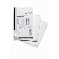 Wkłady do identyfikatorów Badgemaker 90x60 mm, Identyfikatory, Prezentacja