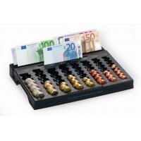EUROBOARD XL P, kasetka na monety, Kasetki na pieniądze, Wyposażenie biura