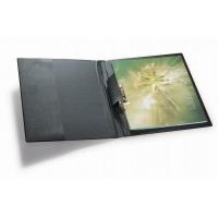 Teczka z zaciskiem dźwigniowym, 1-100 kartek, PCV, Skoroszyty pozostałe, Archiwizacja dokumentów